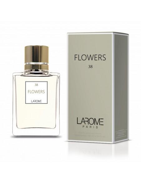 FLOWERS by LAROME (38F) Perfume Femenino
