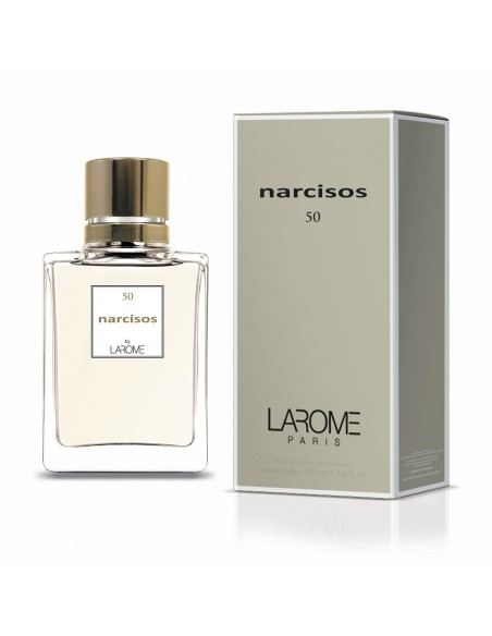 NARCISOS by LAROME (50F) Perfume Femenino