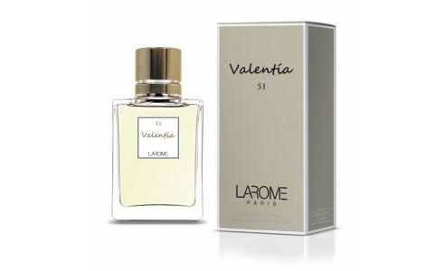 VALENTÍA by LAROME (51F) Perfume Femenino