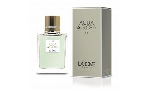 AGUA DE GLORIA by LAROME (58F) Perfum Femení