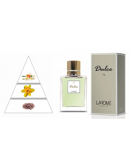 DULCE by LAROME (74F) Perfum Femení - Piràmide olfactiva