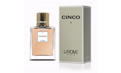 CINCO by LAROME (8F) Parfum Femme
