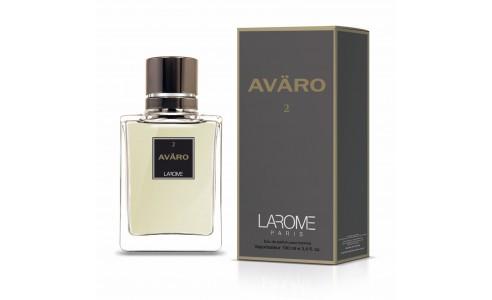 AVÁRO by LAROME (2M) Profumo Maschile