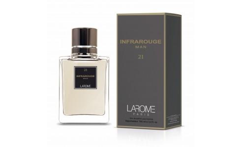 INFRAROUGE MAN by LAROME (21M) Perfume Masculino