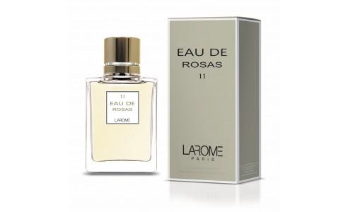 EAU DE ROSAS by LAROME (11F) Perfum Femení