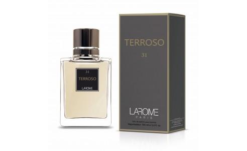 TERROSO by LAROME (31M) Perfume Masculino