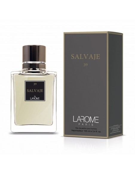 SALVAJE by LAROME (39M) Perfume Masculino